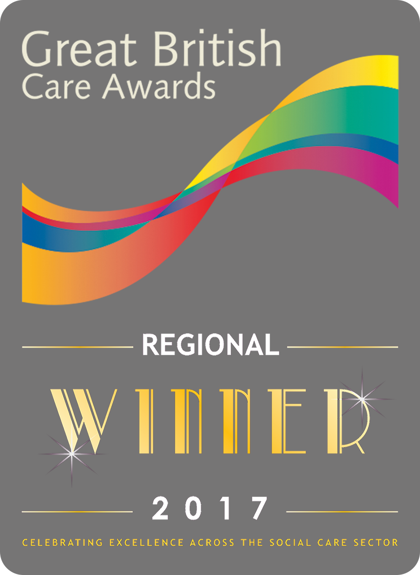 Great British Care Awards - Regional Winner 2017